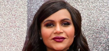 Mindy Kaling isn't going to base her career on what white male film critics want to see