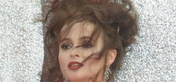 Helena Bonham Carter is working on her Princess Margaret accent: 'I'm not that posh!'