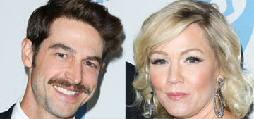 Jennie Garth requests denial of support for estranged 3rd husband due to prenup