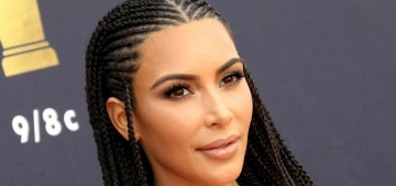 Kim Kardashian has turned her attention to a death-row inmate's case in CA