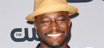 Taye Diggs: 'When you're by yourself [you're] forced to look at stuff that isn't as pretty'