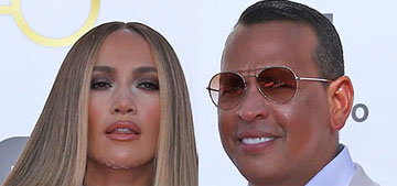 Jennifer Lopez gushes about A-Rod on Father's Day, tells Marc 'Happy Farter Day'