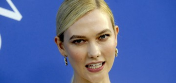 Is it unfair to criticize Karlie Kloss for speaking out about children in cages?