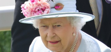 Poor Queen Elizabeth can't get out of meeting Donald Trump next month