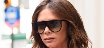 Victoria Beckham: 'I try really, really hard… I am trying to be the best wife'