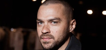 Jesse Williams now has to pay his ex-wife Aryn $100K a month, lol