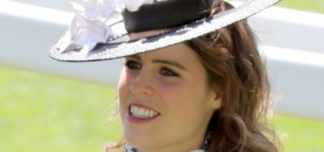 Princess Eugenie wore a flirty, floral Erdem to Royal Ascot Day 3