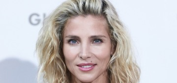 Star: Elsa Pataky might work with her ex Adrien Brody, and Chris Hemsworth is jelly