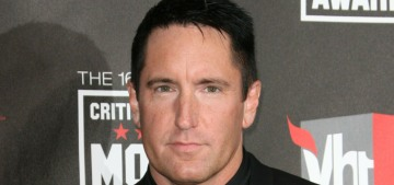 Trent Reznor: Taylor Swift doesn't talk politics because she's concerned about her brand