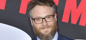 Seth Rogen refused to take a photo with Paul Ryan at a charity event