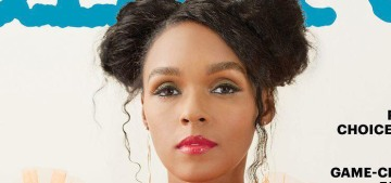 Janelle Monae: ' We don't get second chances in the same way that white folks do'