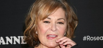 Roseanne Barr: I would never have 'wittingly called any black person' a 'monkey'