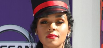 Janelle Monae in Nicolas Jebran at the BET Awards: proud & beautiful?
