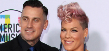 Pink and Carey Hart's daughter got $100 for pulling her own tooth out