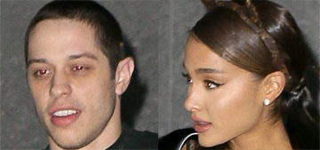 Pete Davidson's tattoo artist warned him not to get a tattoo for Ariana Grande
