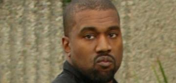 Kanye West, word-parser: 'I never said slavery itself… was a choice'