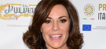 LuAnn de Lesseps was a drunken, micromanaging mess at SF's Pride Parade