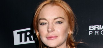 Lindsay Lohan wants a 'Vanderpump Rules'-type reality show about her Greek club