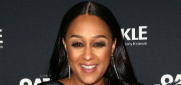Tia Mowry on her postpartum shape: My stomach wasn't flat
