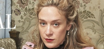 Chloe Sevigny doesn't normally see ghosts because she has a 'Catholic force field'