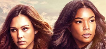 Gabrielle Union and Jessica Alba have a Bad Boys spinoff coming to Spectrum
