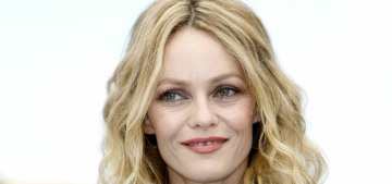 Vanessa Paradis cancelled an appearance to be with her seriously ill son Jack Depp