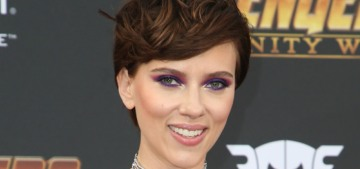 Scarlett Johansson denies ever 'auditioning' to be Tom Cruise's girlfriend