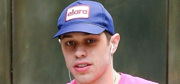 Pete Davidson got a starring role in a movie because he's everywhere lately