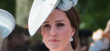 Star: Duchess Kate 'feels threatened' by Duchess Meghan's popularity