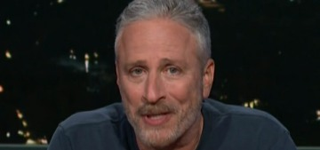 Jon Stewart speaks out about the 'gleeful cruelty' of the autocratic Trump regime