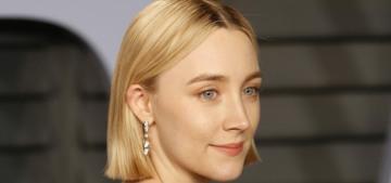 Would you watch Greta Gerwig's version of 'Little Women' starring Saoirse Ronan?
