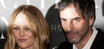 Vanessa Paradis quietly married director Samuel Benchetrit in France