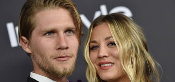 Kaley Cuoco married Karl Cook in a small ceremony in San Diego this weekend