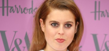 Is Princess Beatrice being influenced by Meghan Markle's pre-royal style?