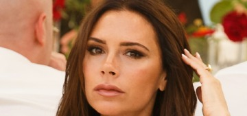Wait, Victoria Beckham has 14 'engagement rings' at this point?