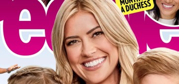 Christina El Moussa covers People to talk about her new post-divorce life