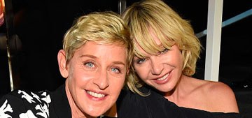 Portia de Rossi: I knew Ellen and I were accepted when divorce rumors started