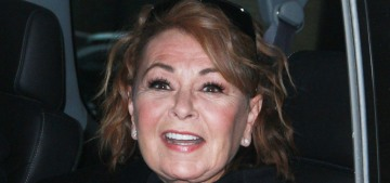Roseanne Barr claims she's gotten job offers & might come back to TV