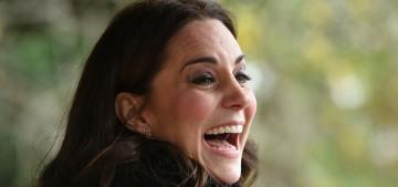 Duchess Meghan & Duchess Kate aren't allowed to wear wedges around the Queen