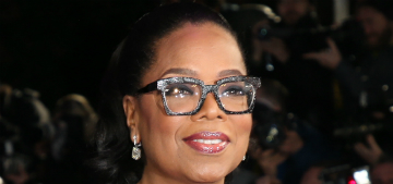 Oprah covers British Vogue, really won't run for President: 'It would kill me'