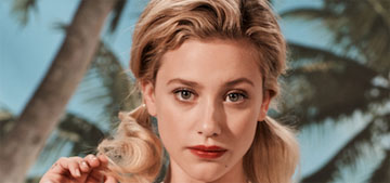 Lili Reinhart: 'I'm not going to tell you my love story. That's just not appropriate'