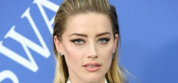 Amber Heard tweeted a racist stereotype about an ICE checkpoint in LA