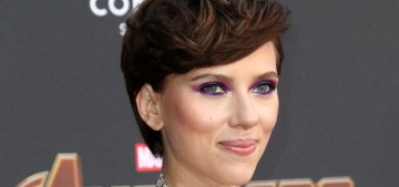 Scarlett Johansson arrogantly defends her casting as a transgender man