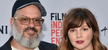 Amber Tamblyn on her racist husband: 'Some men don't change… [but] he changes'