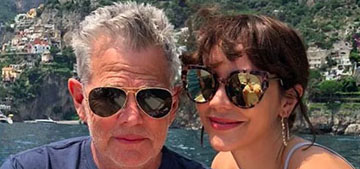 Katharine McPhee, 34, engaged to David Foster, 68, his daughter, 35, calls her 'mom'