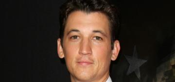 Miles Teller was cast as Goose Junior in this horrific-sounding 'Top Gun' sequel
