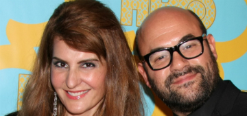Nia Vardalos and her husband, Ian Gomez, split after 25 years together