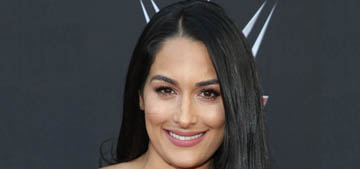 Nikki Bella on John Cena: 'Right now, we are just friends'