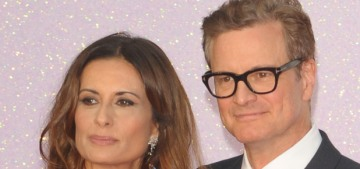 Colin & Livia Firth are dropping the harassment charges on Marco Brancaccia