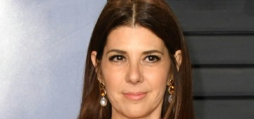 Marisa Tomei: Predator stories & pay-parity stories are connected